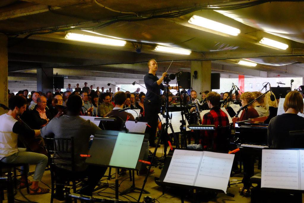 Proms at Peckham - photo credit: BBC/Mark Allan