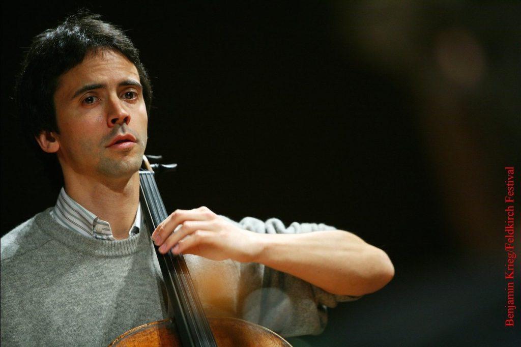 Jean-Guihen Queyras (c) Benjamin Krieg