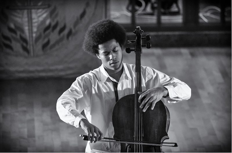 Sheku Kanneh-Mason Credit Glen T Photography