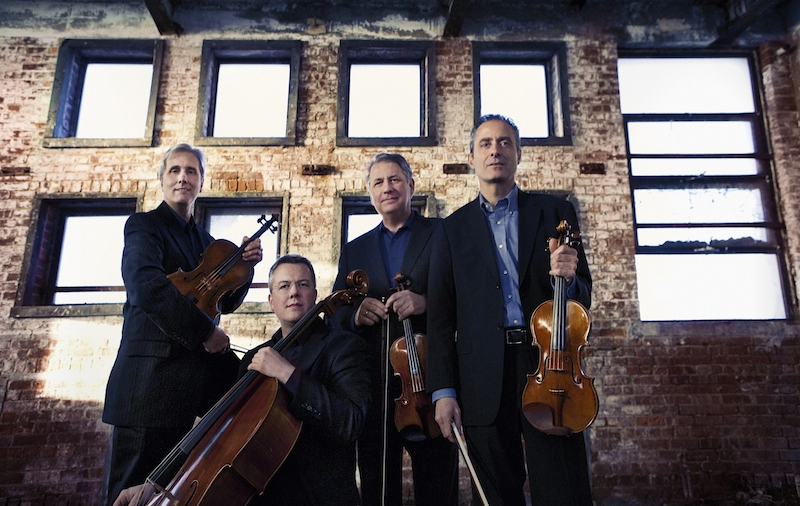 Emerson Quartet credit Lisa-Marie Mazzucco