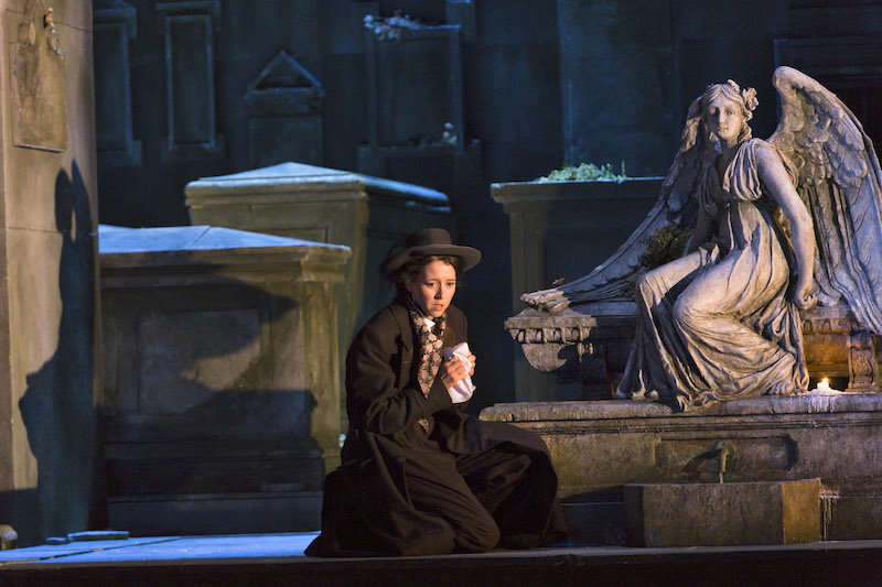 Lisette Oropesa as Lucia (c) ROH photo by Stephen Cummiskey