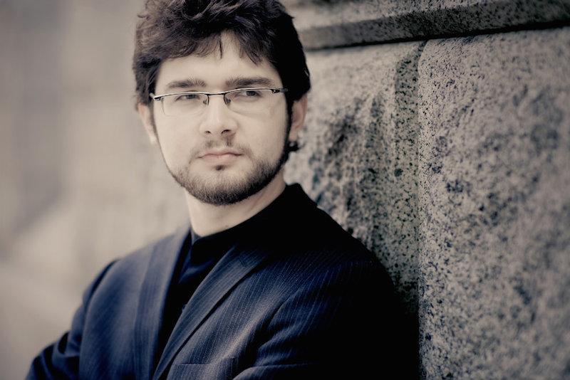 Roman Rabinovich - credit Balazs Borocz