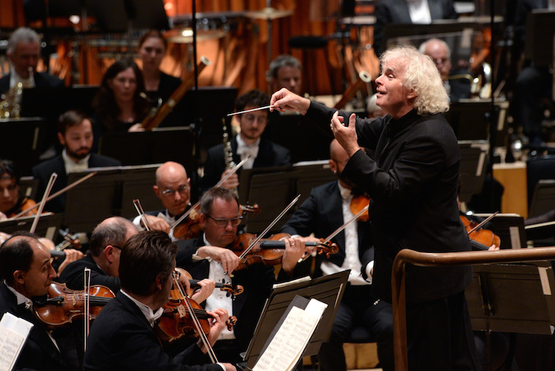 Sir Simon Rattle - London Symphony Orchestra