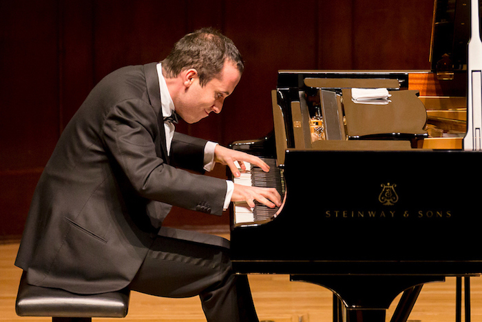 Igor Levit performing at Wigmore Hall credit Simon Jay Price