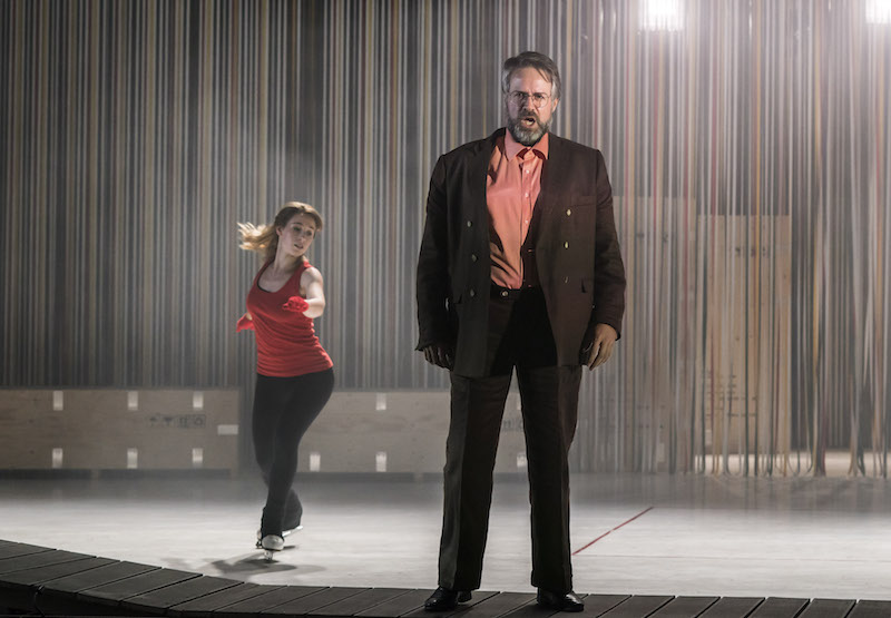 Alice Poggio Nuria skater Grant Doyle as Enric (c) Johan Persson