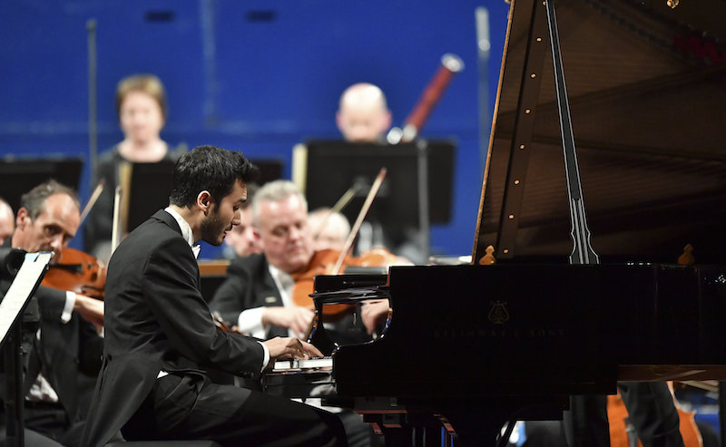 Mario Häring, Leeds International Piano Competition, (c) Allan McKenzie