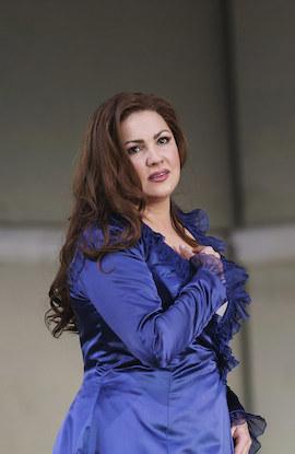 Anna Netrebko in la forza del destino (c) ROH Bill Cooper