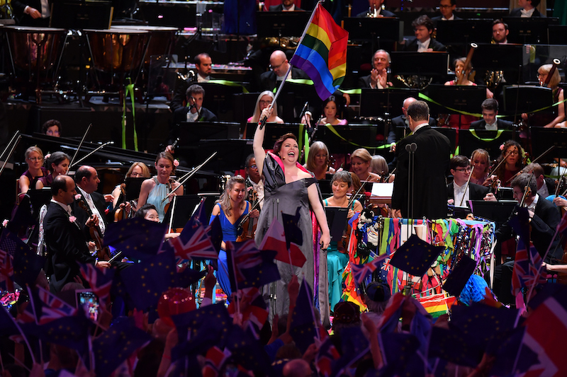 Last Night of the Proms (c) Chris Christodoulou