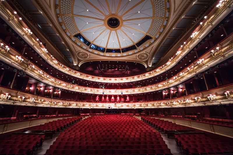 Royal Opera House Auditorium (c) ROH/Sim Canetty-Clarke