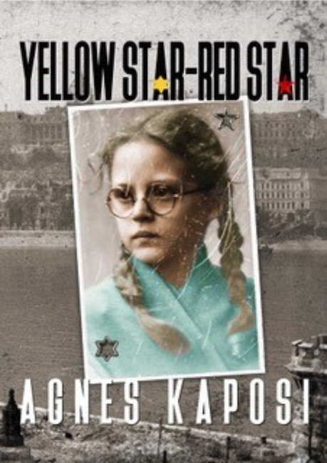 Yellow Star-Red Star by Agnes Kaposi
