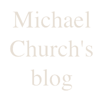 Michael Church's blog